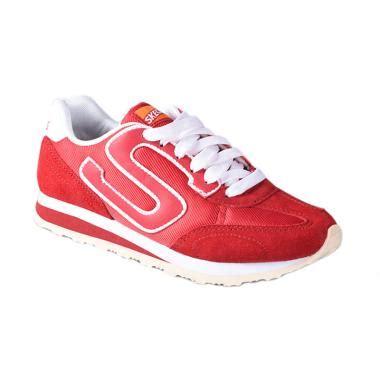 Harga Sepatu Skechers Sport Memory Foam jual skechers originals with memory foam running shoes ske134red 6 5 harga