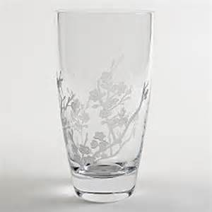 engraved glass vases vases sale