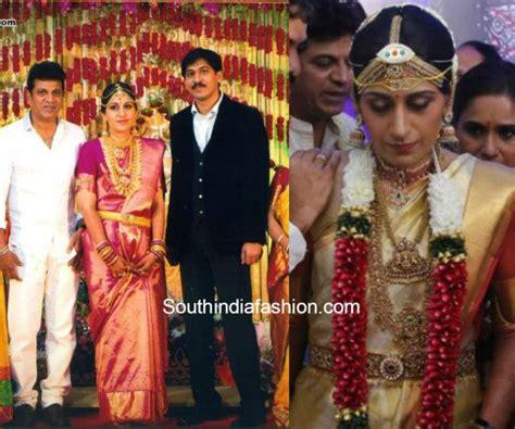 Shivaraj Kumar's Daughter Nirupama's Wedding ? South India