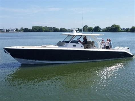 pursuit boats ohio pursuit 408 sport boats for sale in huron ohio