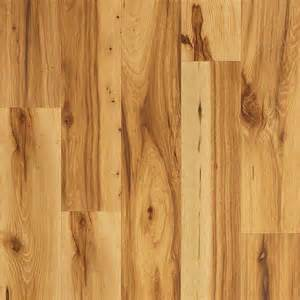 shop pergo max handscraped hickory wood planks sle dawson at lowes com