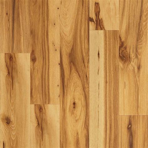 shop pergo max handscraped dawson hickory wood planks laminate flooring sle at lowes com