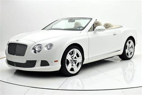 bentley finance department 2013 bentley continental gt w12 convertible