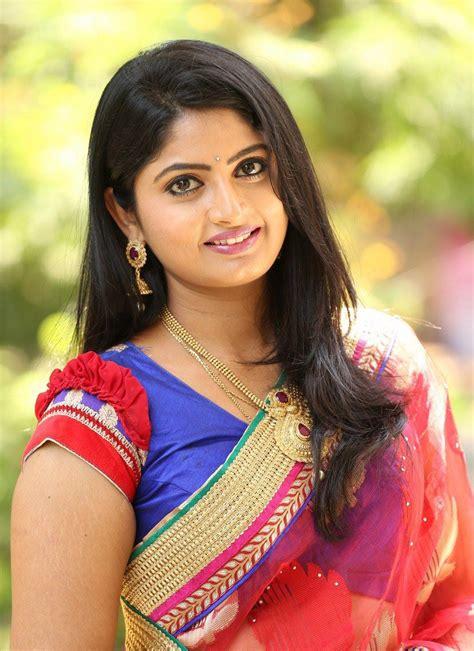 serial actress name photo serial actress mounika latest photos lovely telugu