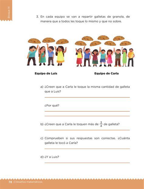 el libro de desafios matematicos de 5 grado contestado share the desaf 237 os matem 225 ticos libro para el alumno tercer grado