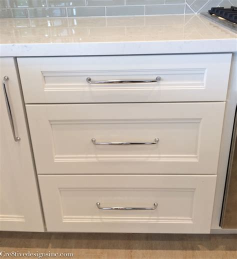 kitchen cabinet pulls kitchen remodel using lowes cabinets cre8tive designs inc
