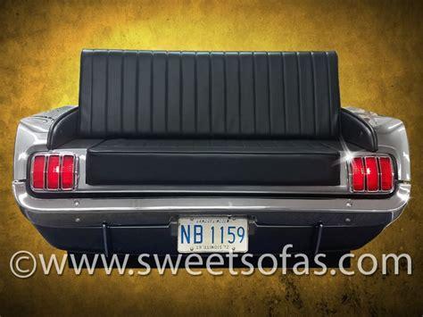 mustang car couch m 225 s de 1000 ideas sobre mobiliario para partes del coche