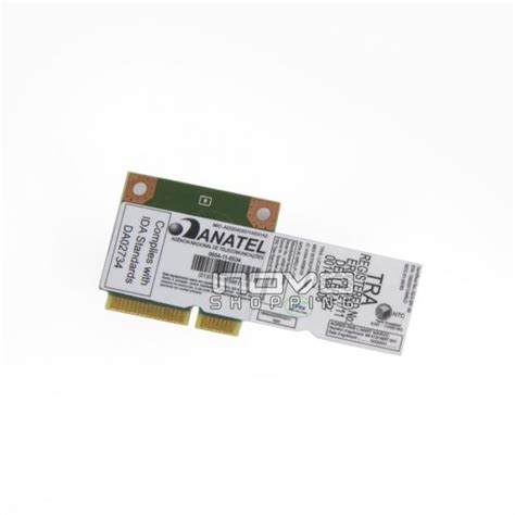 Wireless Card Atheros Ar5b125 dell dw1506 802 11 b g n atheros ar5b125 wlan half mini card