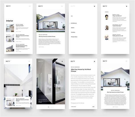 blog minimal interior design mobilewebdesign boss app