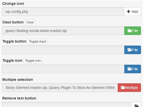js pattern input easy configurable form validator for jquery fm validator