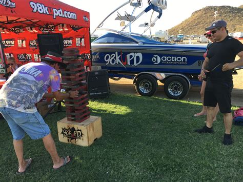 Boat Giveaway 2017 - rock ur wake boat giveaway 98 kupd arizona s real rock