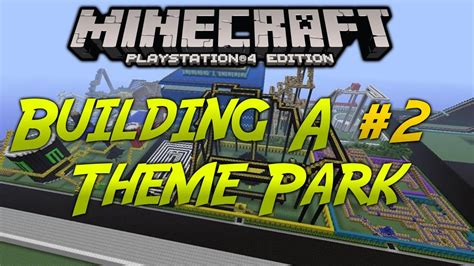 theme names building a theme park 2 we a park name mc ps4