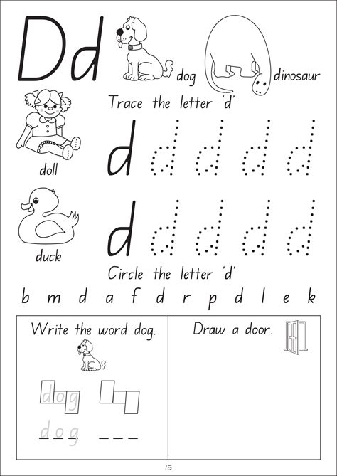 Foundation Writing Worksheets by Wow I Can Read Writing Workbook Stage 1 Foundation