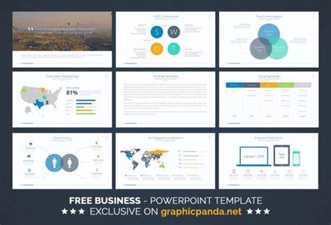 8 Templates Powerpoint Gratis Para Hacer Presentacion Frogx Three Business Powerpoint Template Free