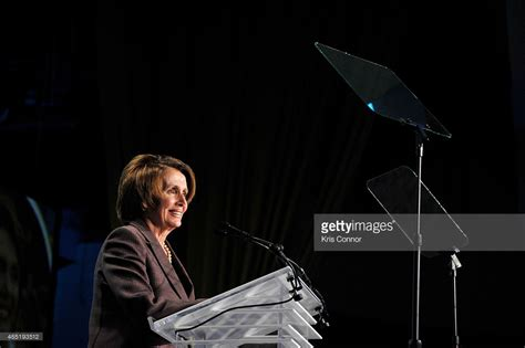who is the minority leader of the house emily s list 30th anniversary gala getty images
