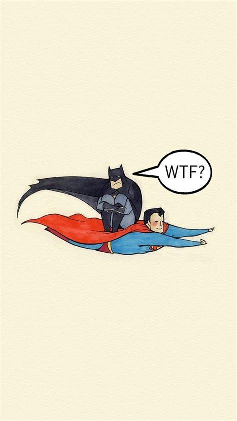 wallpaper batman funny batman on superman