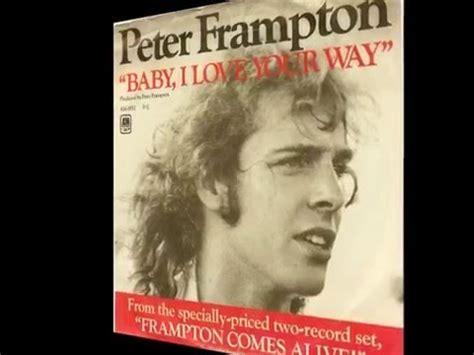 baby i your way frton quot baby i your way quot album version