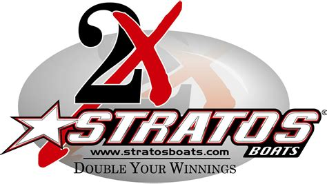 stratos boats logo another angler maxes out on the lucrative stratos 2x
