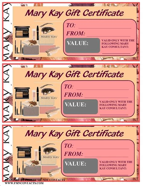 printable gift certificate mary kay search results for mary kay gift certificate printable