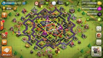 Coc Th 8 Best Defense » Home Design 2017