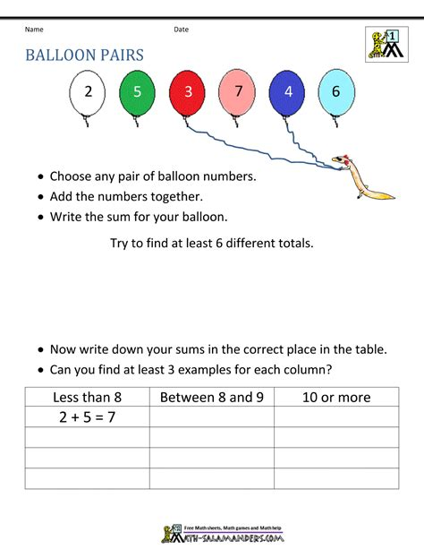challenging math problem challenging math worksheets for 1st graders 1000 ideas