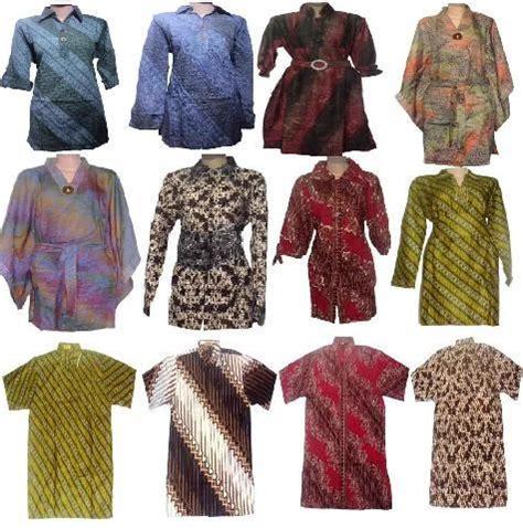 Ys Baju Wanita 1 contoh batik yang mudah contoh win