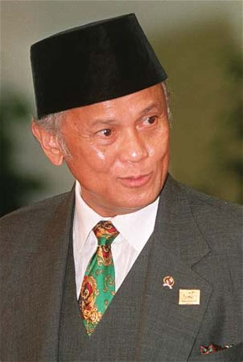 biography habibie b j habibie president of indonesia britannica com