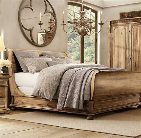restoration hardware st james bed pin by jody lynn on bedroom design pinterest