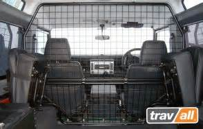 cargo barriers for land rover buy land rover cargo barrier