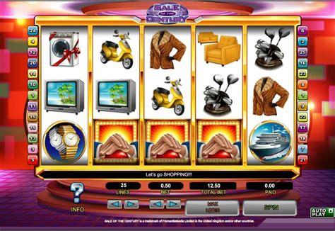school   sale   century slot machine