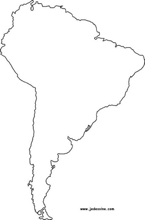 south america map dwg coloriages fond de carte de l am 233 rique du sud fr