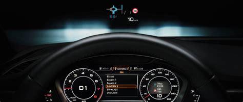 Audi Head Up by Head Up Display Gt Tecnolog 237 A Gt Audi Espa 241 A