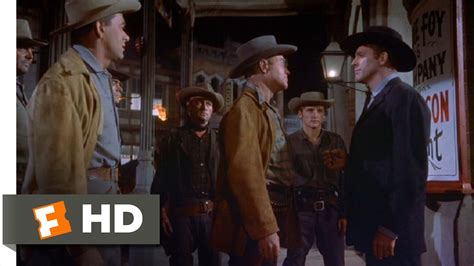 Watch Gunfight O K Corral 1957 Gunfight At The O K Corral 6 9 Movie Clip Check In Your Sidearms 1957 Hd Youtube