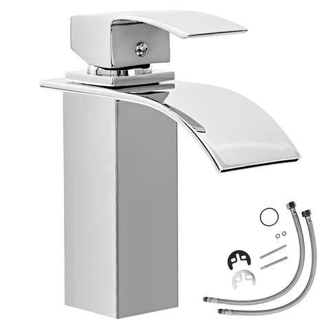 rubinetti a cascata rubinetto miscelatore con getto a cascata per lavabo d