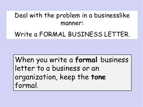 Structure Of Business Letter Ppt business letter ppt bew mq task