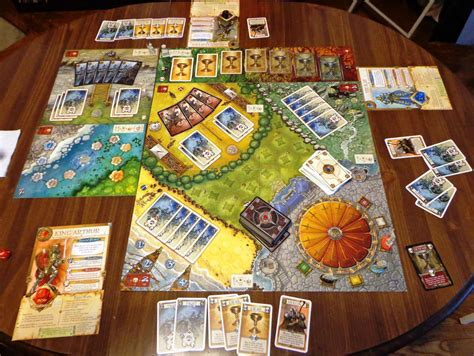 Shadows Camelot Board a dicey proposition why gamers should also get into