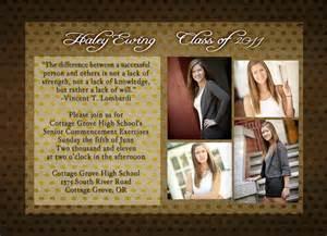 custom senior graduation photography cards colorado springs ten18