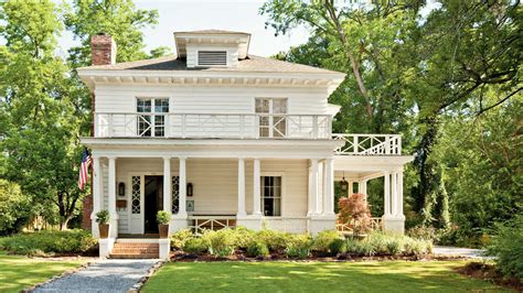 southern colonial home craftsman style homes southern a southern craftsman restoration southern living