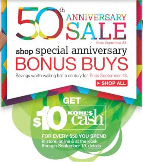 Can You Use Kohl S Cash To Buy Gift Cards - kohls coupon code 15 off kohls cash southern savers