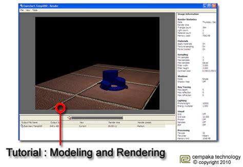tutorial rendering autocad 2010 autocad 2010 ii