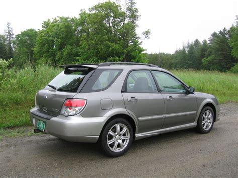 2006 Subaru Impreza Outback Sport by 2006 Subaru Impreza Outback Sport 2 5 Awd At