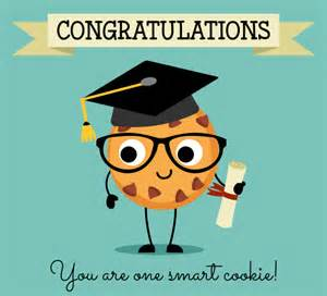 smart cookie free students amp new grads ecards greeting