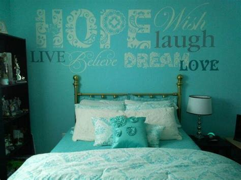 blue bedrooms for girls tiffany blue teen girls bedrooms design dazzle