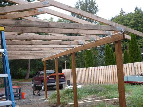 Barn Sun Block Sun Shield lean to carport build the garage journal board shed