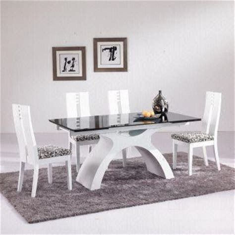 8 Seater Glass Dining Table 8 Seater Extendable Glass Dinner Table Set Glass Table Top Wood Base Extending Dining Table