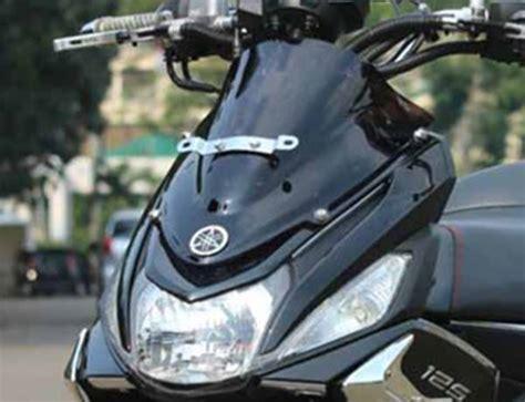 Windshield Motor Jupiter modif mio m3 pakai windshield informasi otomotif