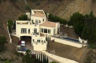 Famous Hollywood Homes britney spears house hollywood hills ca