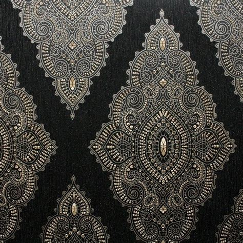 gold wallpaper wickes 17 best ideas about black gold bedroom on pinterest