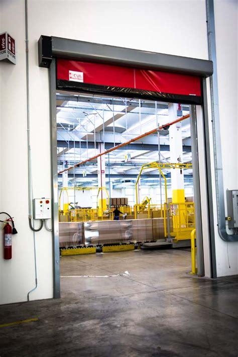 porte avvolgibili industriali porte rapide avvolgibili