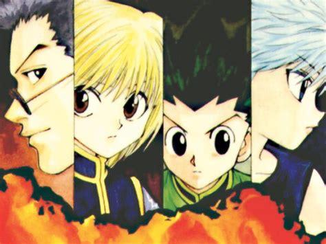 film anime hunter x hunter hunter x hunter movie in development animenation anime